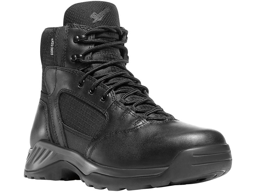 """Danner Kinetic 6"""" Side-Zip Waterproof GORE-TEX Tactical Boots Leather Men's"""