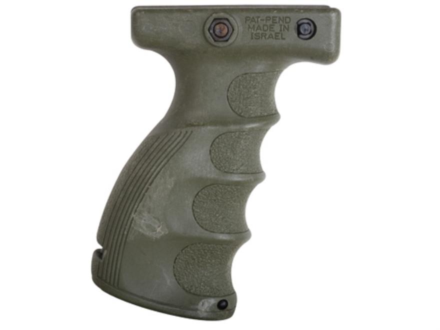 Mako Vertical Forend Grip Quick Release AR-15 Polymer