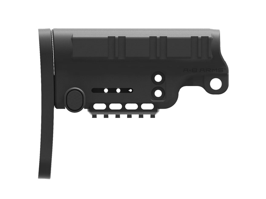 American Built Arms Collapsible Urban Assault AR-15 Stock Polymer