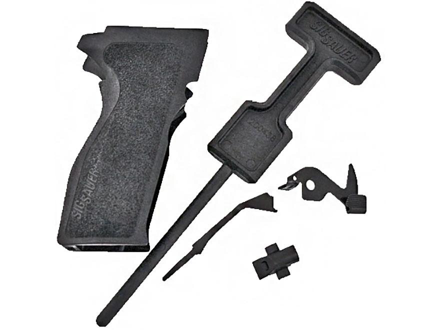 Sig Sauer E2 Grip Upgrade Kit Sig P226 Polymer Black