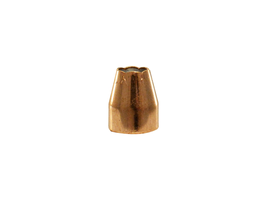Sierra Sig Sauer V-Crown Bullets 9mm (355 Diameter) 90 Grain Jacketed Hollow Point Box ...