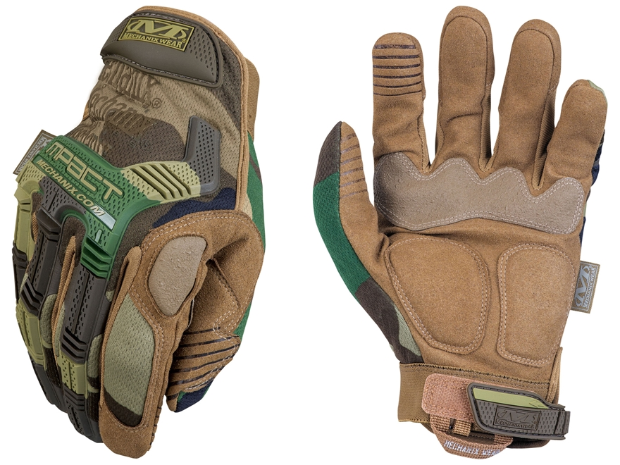 Mechanix Wear M-Pact Work Gloves