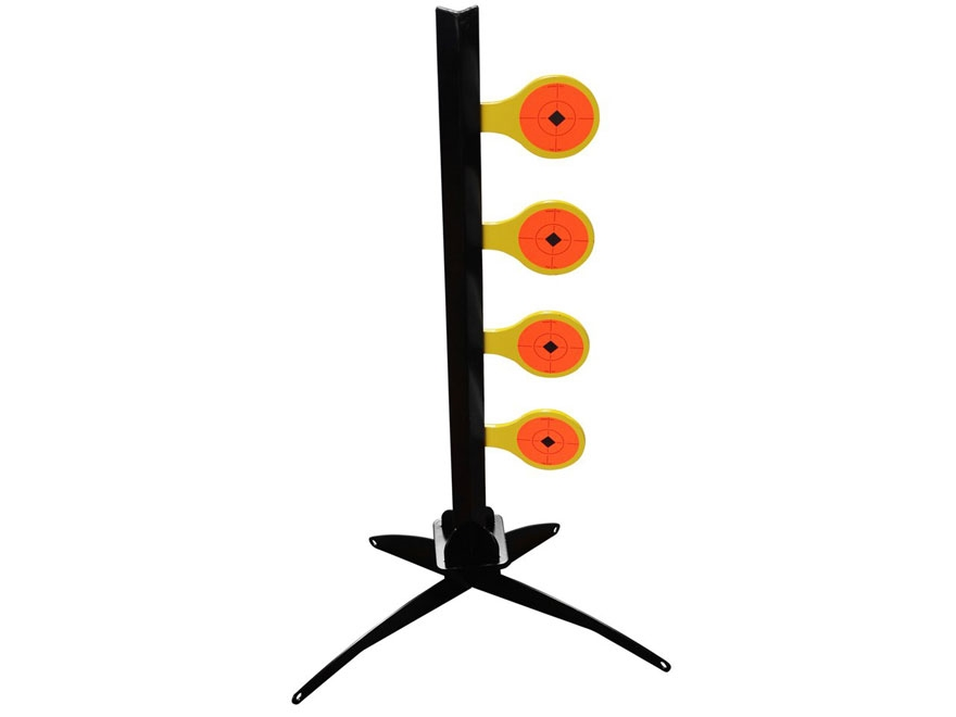 Birchwood Casey Dueling Tree Rimfire Target Steel Yellow