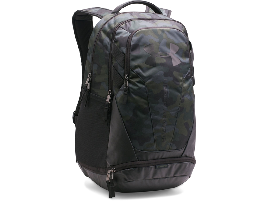 Under Armour Hustle 3.0 Backpack Polyester and Nylon