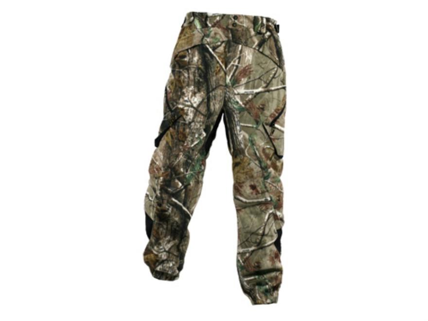 ScentBlocker Men's Mack Daddy Pro Fleece Pants Polyester Realtree AP Camo Medium 32-34 ...
