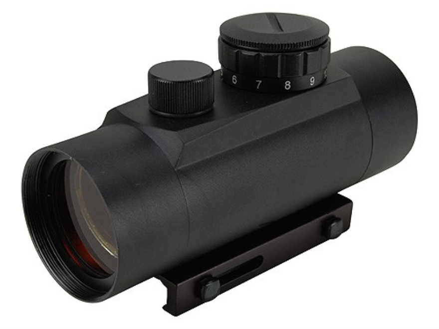 Pentax Gameseeker Red Dot 4 MOA Dot with Integral Weaver-Style Base Matte