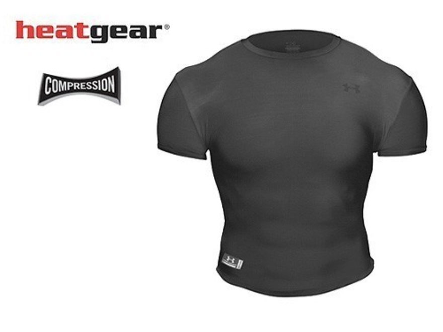 Under armour tactical heatgear t shirt short sleeve upc for Under armor tactical t shirt