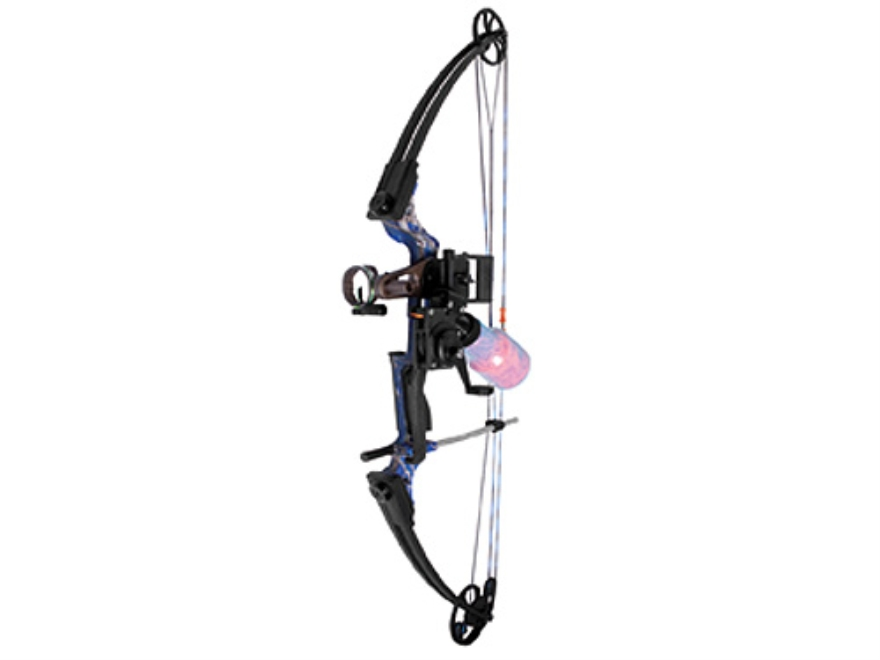 AMS Fish Hawk Bowfishing Bow Package with Retriever Pro Reel
