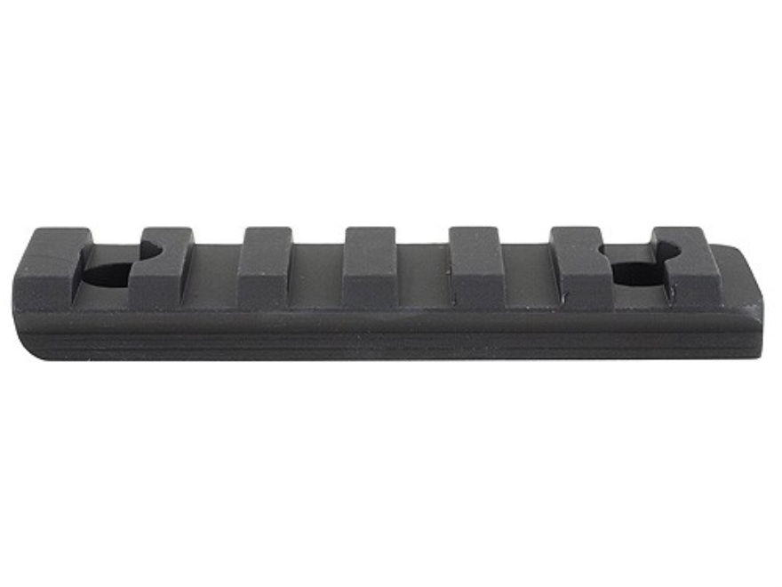 GG&G Half Length Picatinny Rail for AR-15 Tactical Modular Handguard 3 & 9 o'clock Posi...