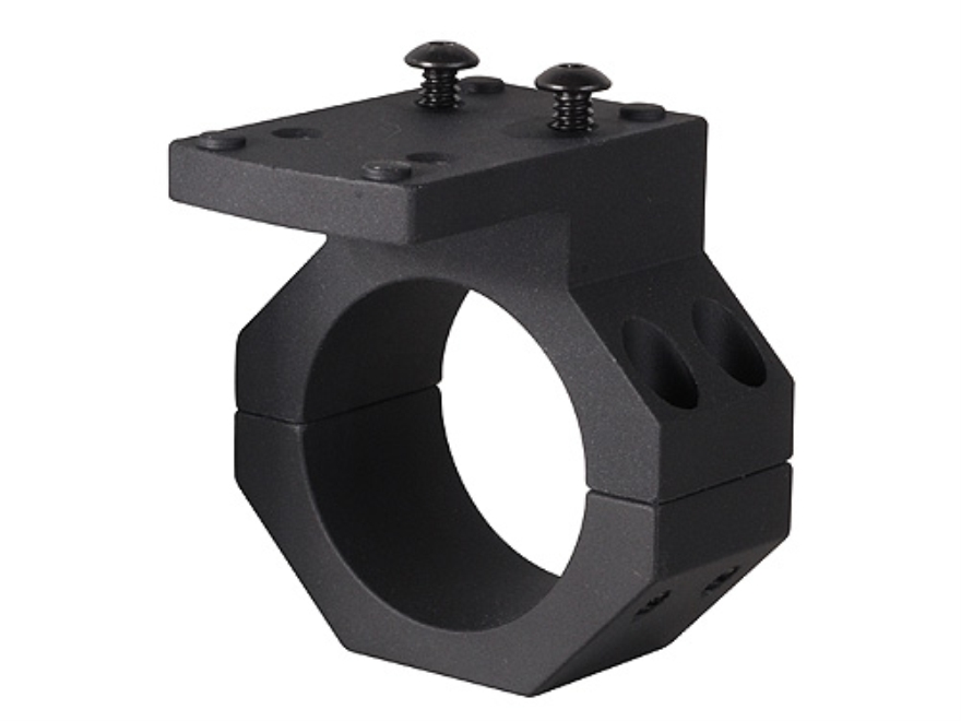 "JP Enterprises JPoint Electronic Sight Piggy Back Scope Mount with Adapter Ring fits 1""..."