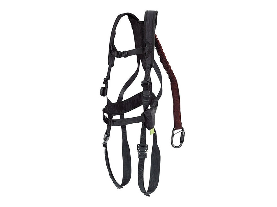 Gorilla Gear Youth G-Tac Air Treestand Safety Harness Black