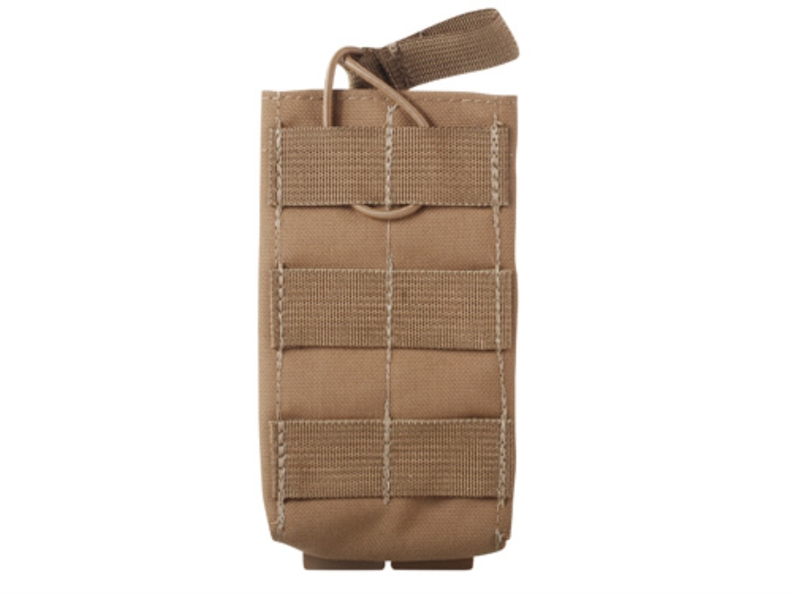 Tactical Tailor MOLLE 5.56 Single Mag Pouch 30 Round Magazine Nylon Coyote