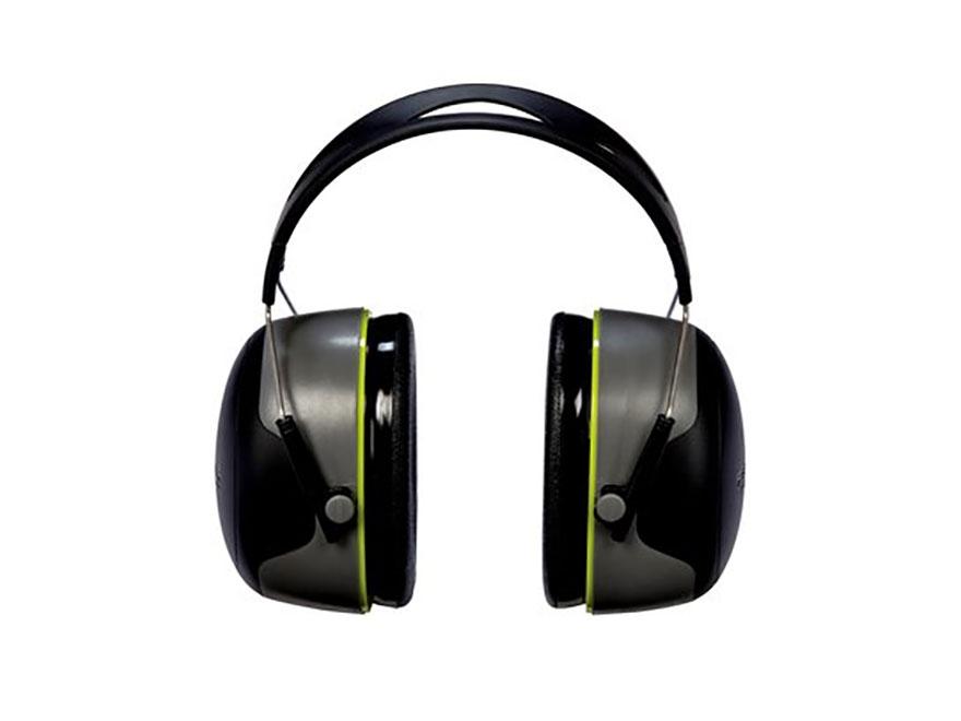 Peltor Ultimate Folding Earmuffs (NRR 30dB) Black