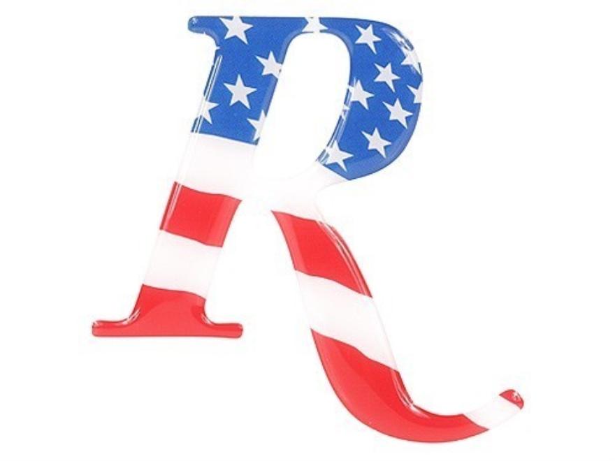 "Remington ""R"" Logo Decal American Pride"