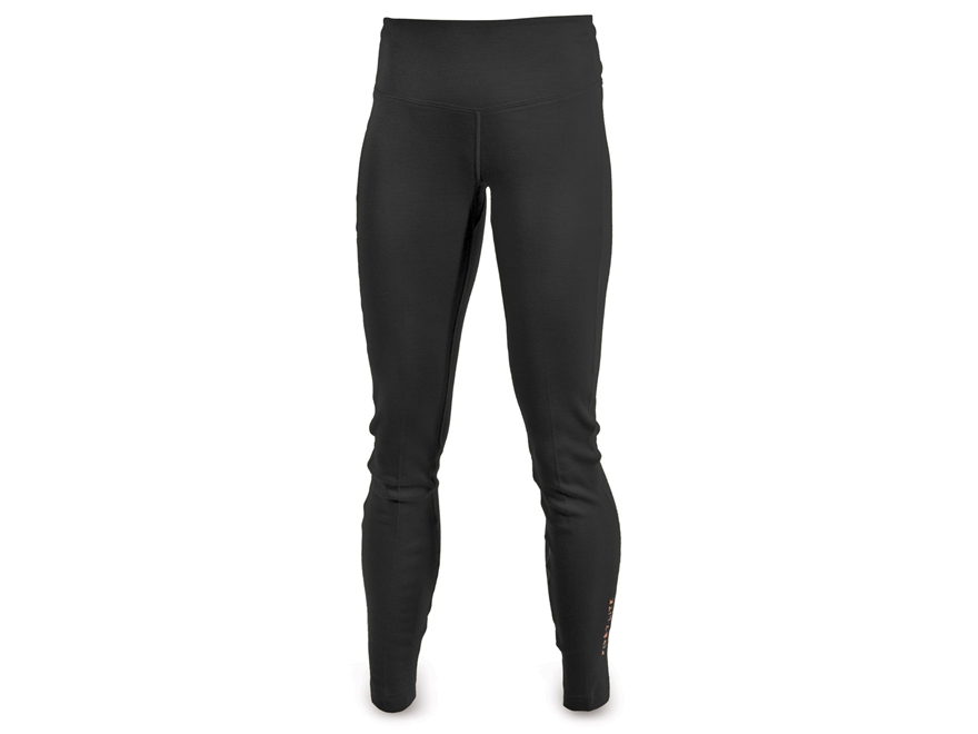 First Lite Women's Larkspur Base Layer Pants Merino Wool