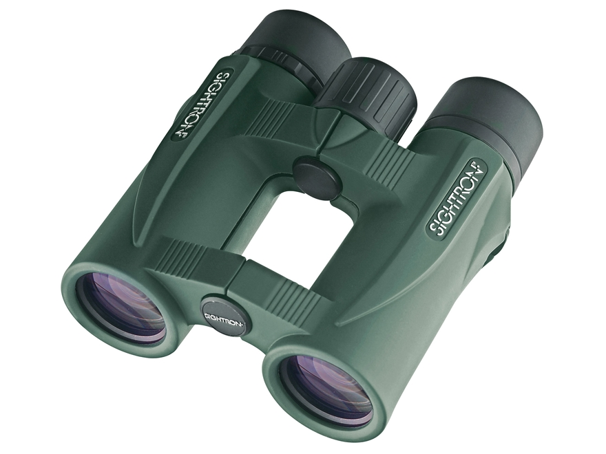 Sightron SII Blue Sky Binocular 32mm Roof Prism Green