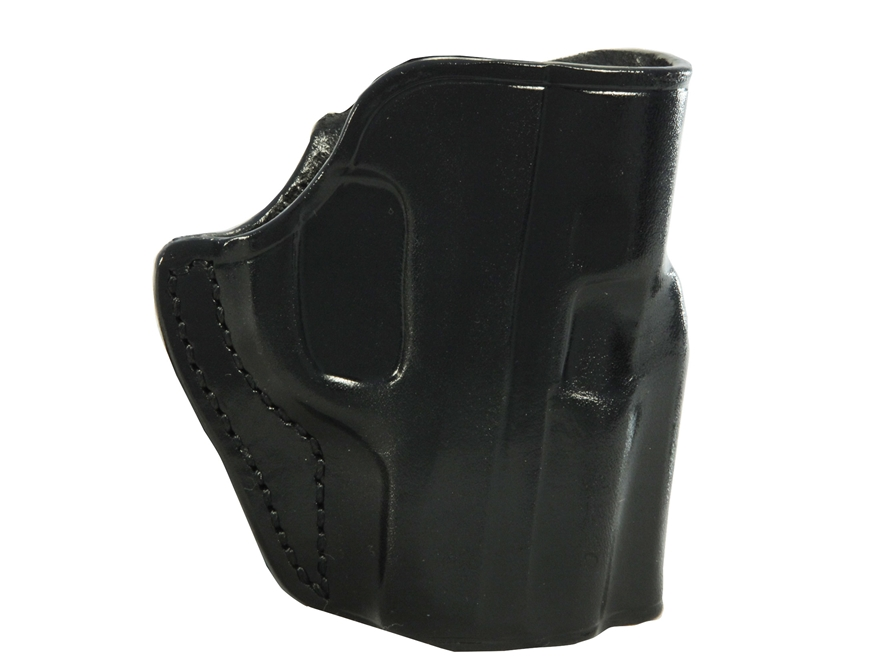 Galco Stinger Belt Holster Right Hand Kahr K40, K9, P40, P9 Leather Black