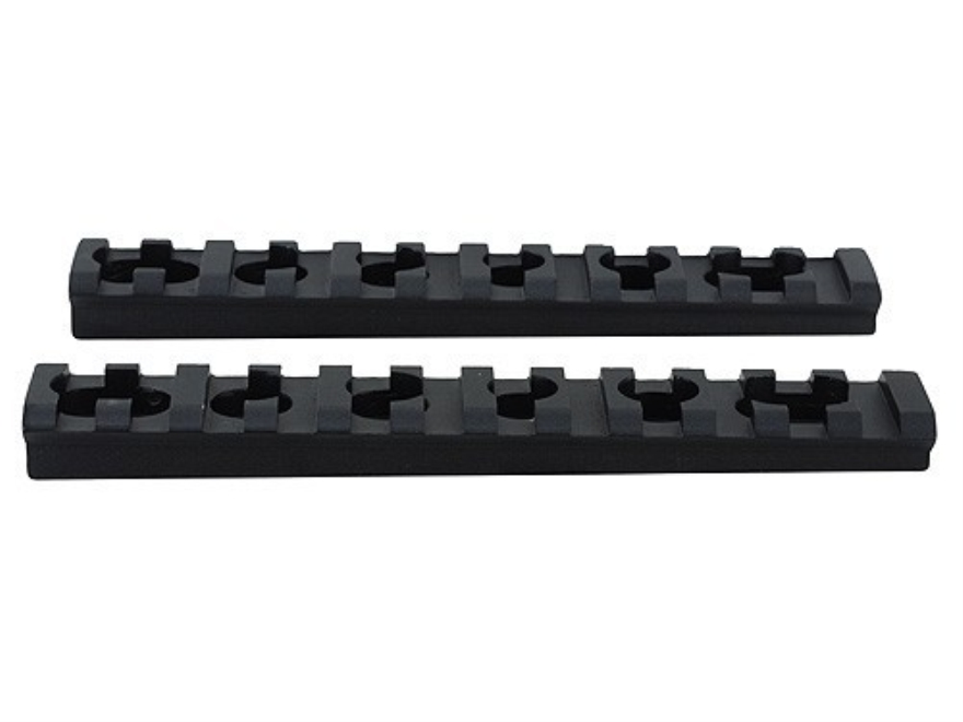 Weaver 2-Piece Scope Base AR-15 Hand Guard Matte