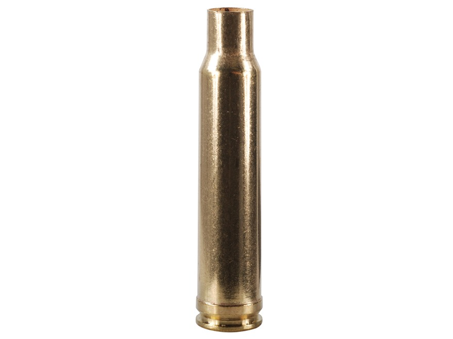 Winchester Reloading Brass 338 Winchester Magnum Bag of 50