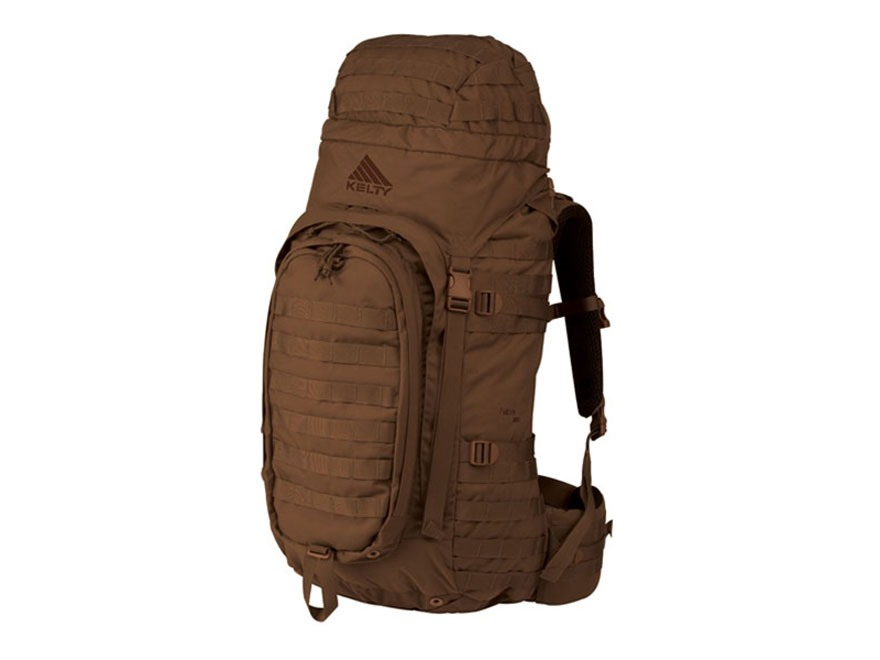 Kelty Tactical Falcon 4000 Backpack Nylon Coyote Brown