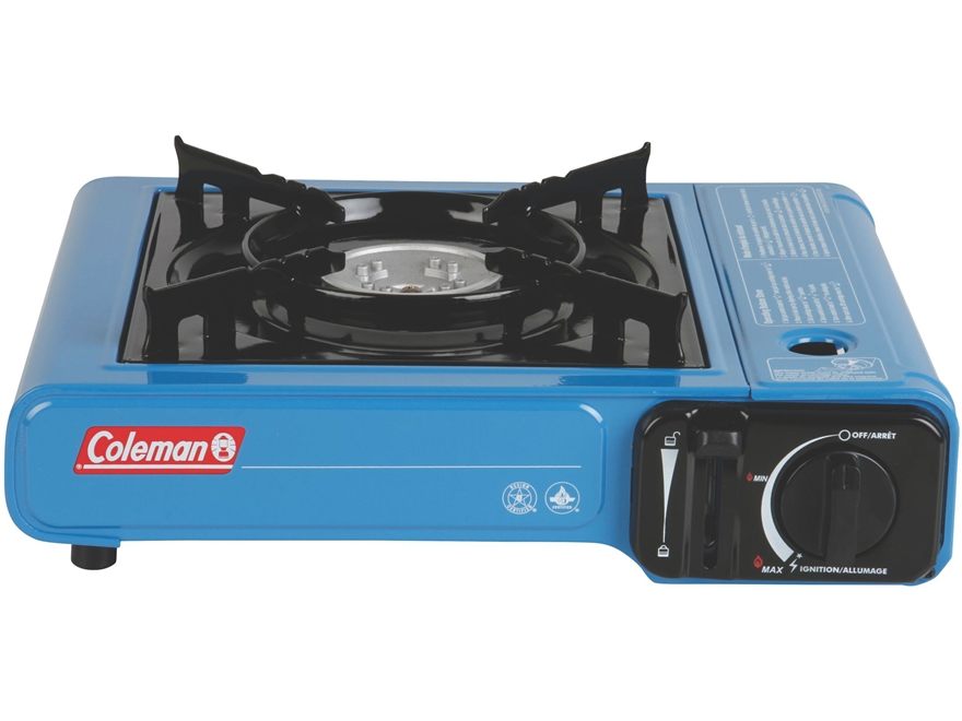 Coleman Single Burner Portable Butane Camp Stove