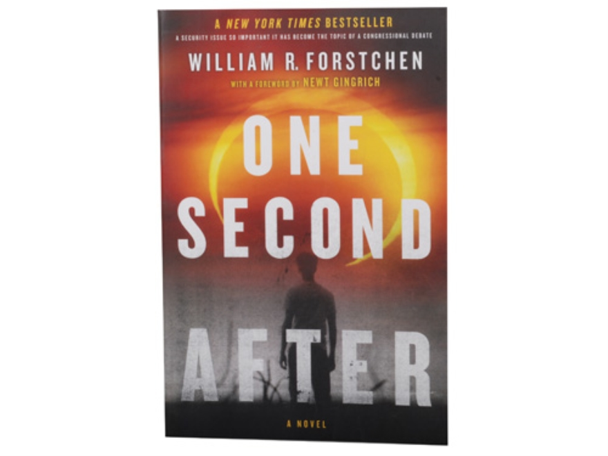 """One Second After"" Book By W. Forstchen"