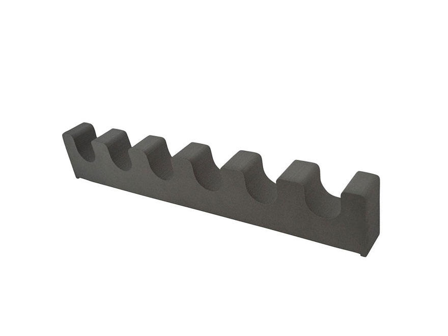 Benchmaster Weapon Rack Barrel Rest Closed Cell High