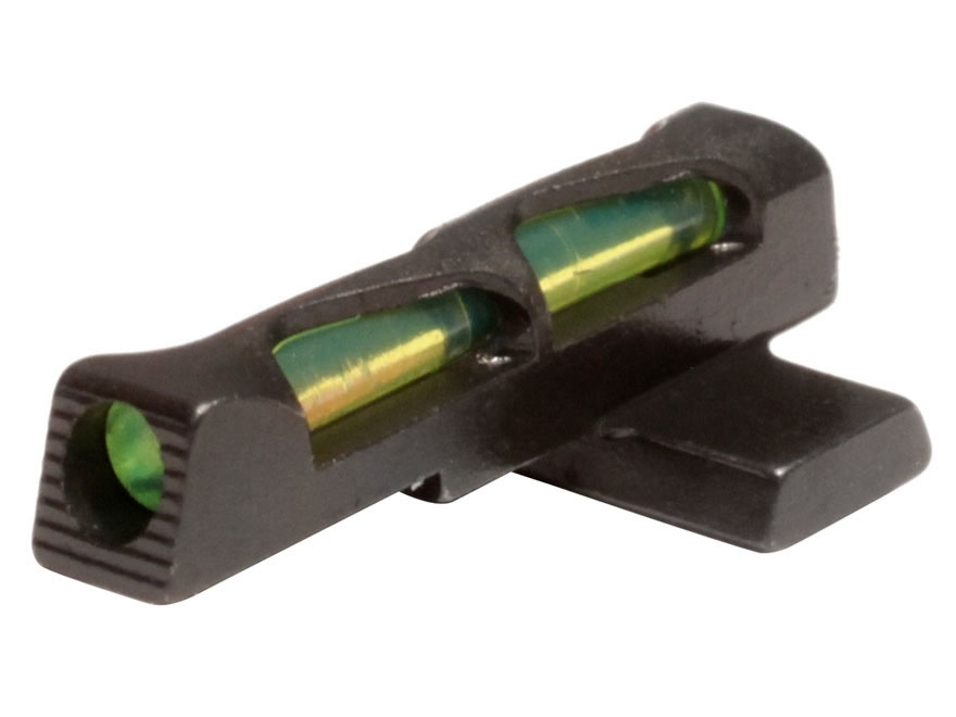 HIVIZ LITEWAVE Front Sight S&W 1911 Steel Fiber Optic Red, Green, White