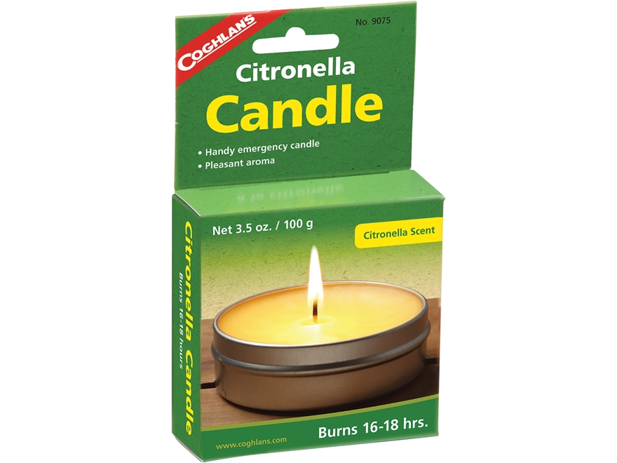 Coghlan's Emergency Citronella Candle