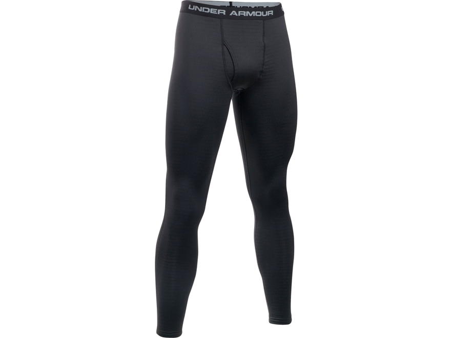 Under Armour Men's UA Base 3.0 Base Layer Pants Polyester Black