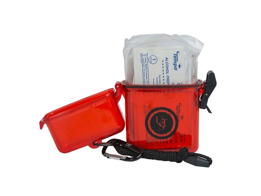 UST Watertight First Aid Kit 1.0 Red