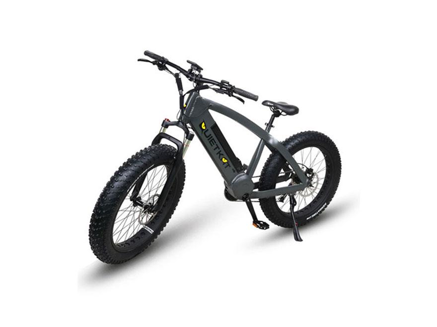 QuietKat Apex 1000W 9-Speed Motorized Bike
