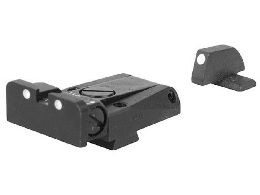 LPA SPR Sight Set Sig Sauer P229 Steel 3-Dot