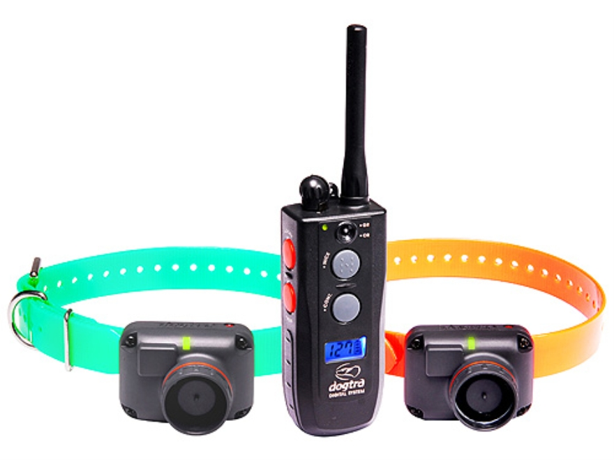 Dogtra 2502T&B 2-Dog 1 Mile Range Electronic Dog Traning Collar