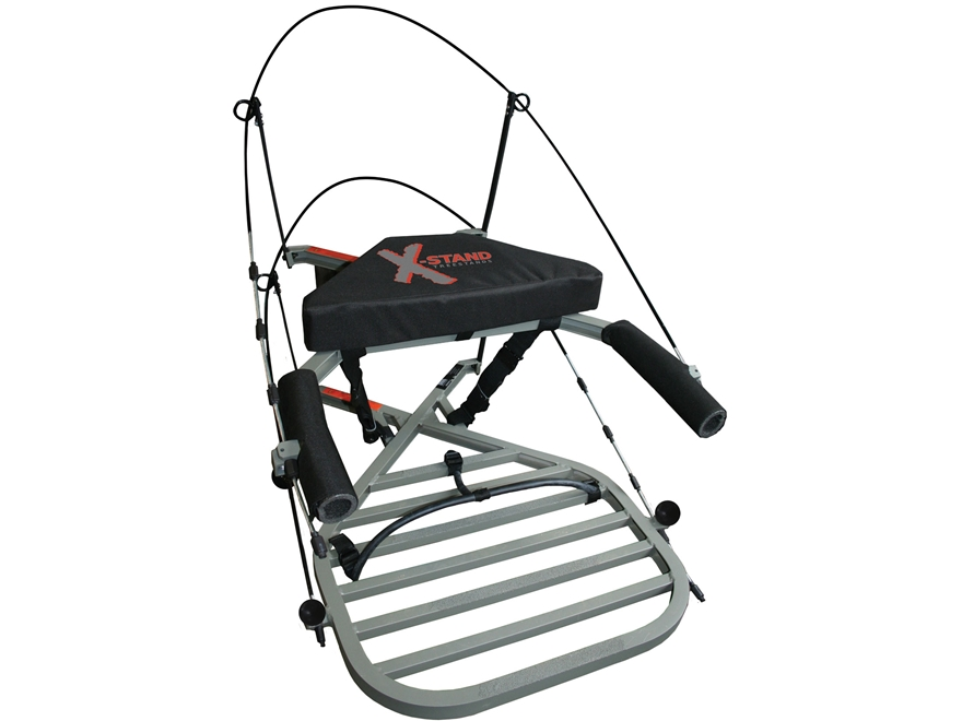 X-Stand The X-1 Climbing Treestand Aluminum