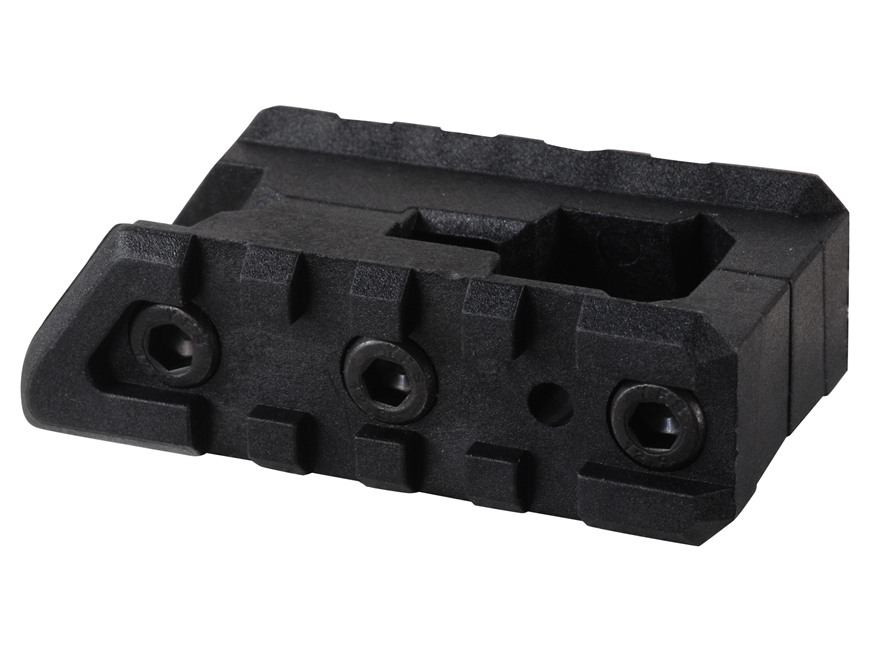 Command Arms FSM Dual Side Picatinny Accessory Rail Mount Fits AR-15 A2 Front Sight Bas...