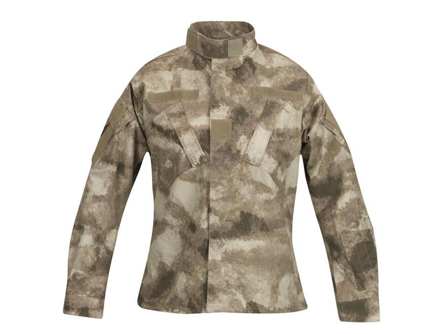 Propper ACU Jacket Poly/Cotton Battle Rip Ripstop A-TACS