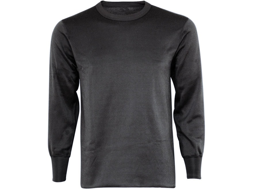 Indera men 39 s fleece shirt long sleeve polyester upc for Polyester lined flannel shirts