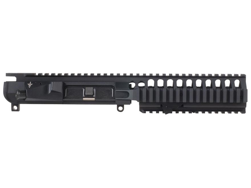 "Vltor VIS Upper Receiver with Integral 7"" Carbine Length Free Float Quad Rail Handguard..."