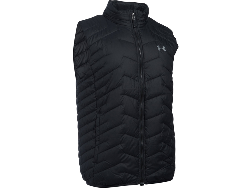 Under Armour Men's UA ColdGear Reactor Insulated Vest Polyester and Nylon