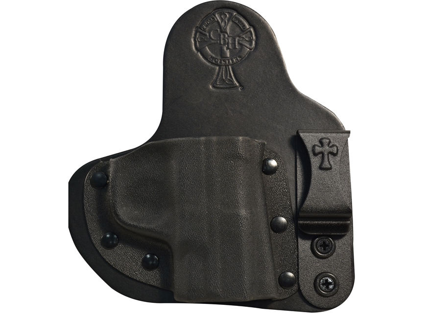 CrossBreed Appendix Carry Inside the Waistband Holster Right Hand Glock 43 Leather and ...