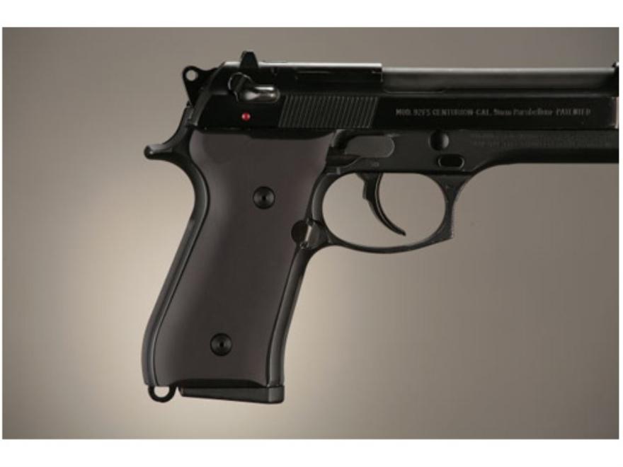 Hogue Extreme Series Grip Beretta 92F, 92FS, 92SB, 96, M9 Aluminum Matte Black