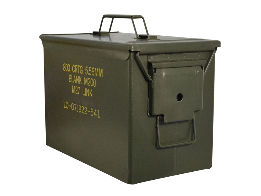 Image result for ammo can