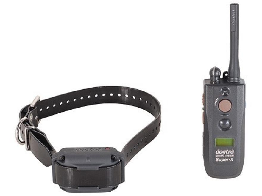Dogtra 3500NCP Super-X 1 Mile Range Electronic Dog Traning Collar