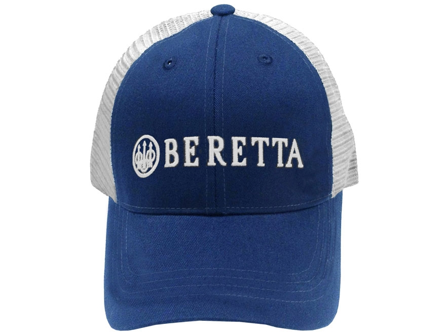 Beretta Men's Low Profile Logo Trucker Hat Cotton/Nylon