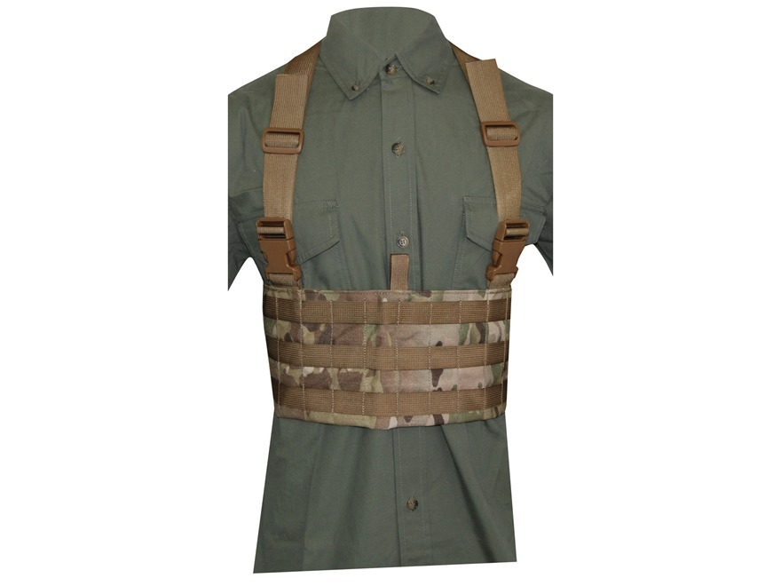 Tactical Tailor MAV One Piece MOLLE Chest Rig Nylon