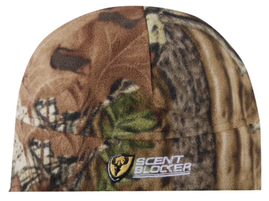ScentBlocker Pro Fleece Watch Cap Polyester Mossy Oak Break-Up Infinity Camo