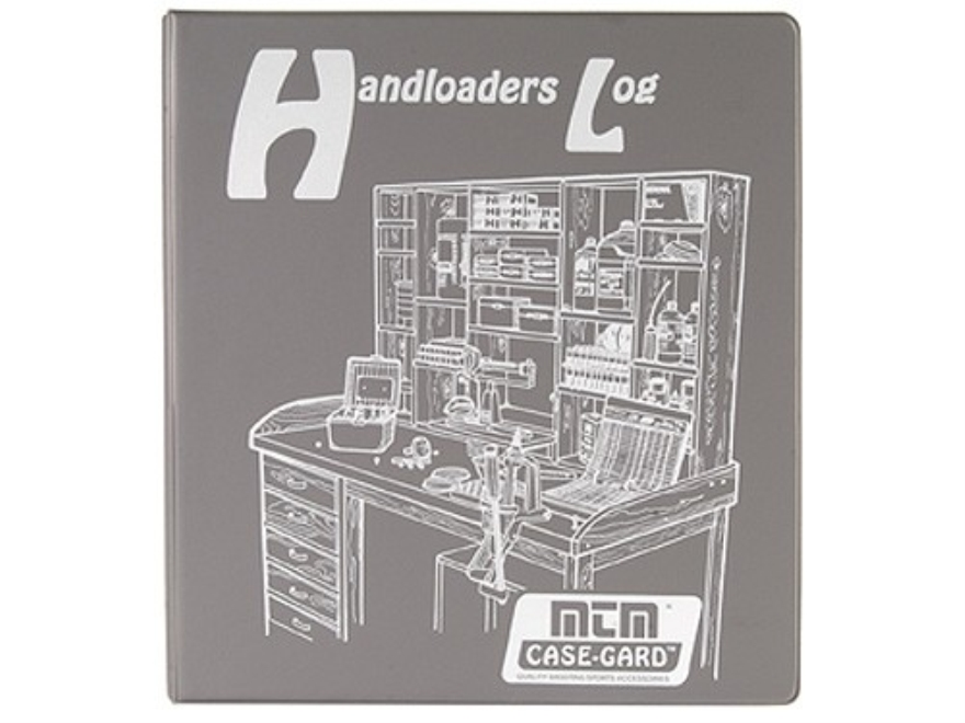 MTM Handloaders Log