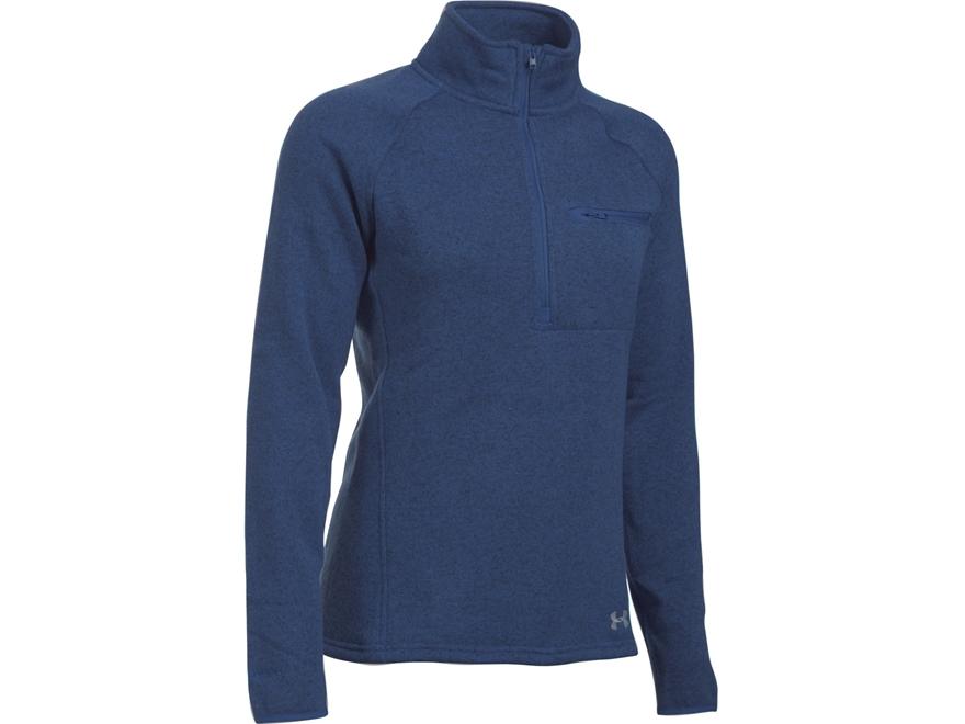 Under Armour Women's UA Wintersweet 1/2 Zip Insulated Jacket Poylester
