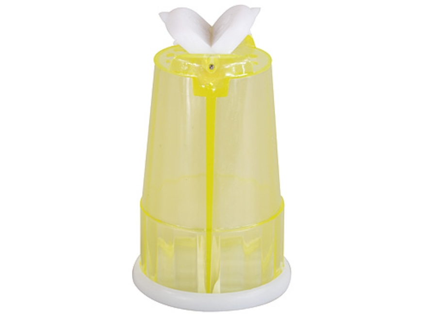 Coghlan's Salt and Pepper Shaker Polymer Yellow
